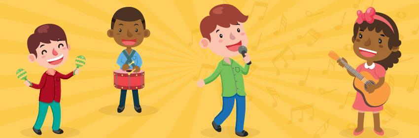 curso online Música na Educação Infantil