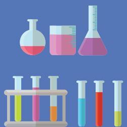 Descarte de resíduos químicos em laboratórios