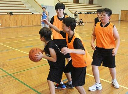 Desporto na Escola
